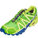 Salomon Speedcross 4 GTX Trailrunning Shoes Men Classic Green/Lime Green/Poseidon